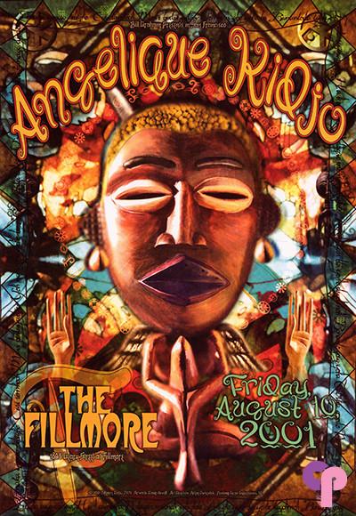 Fillmore Auditorium San Francisco, CA 8/10/01