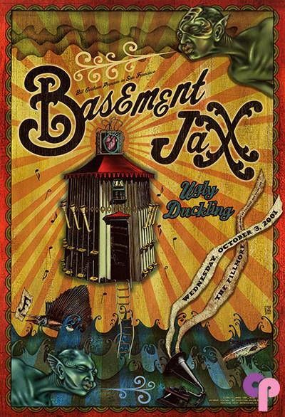 Fillmore Auditorium San Francisco, CA 10/3/01