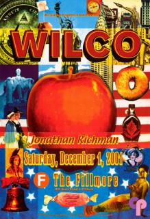Fillmore Auditorium San Francisco, CA 12/1/01