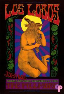 Fillmore Auditorium San Francisco, CA 12/6-7/02