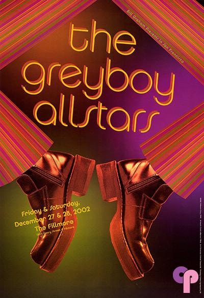 Fillmore Auditorium San Francisco, CA 12/27-28/02