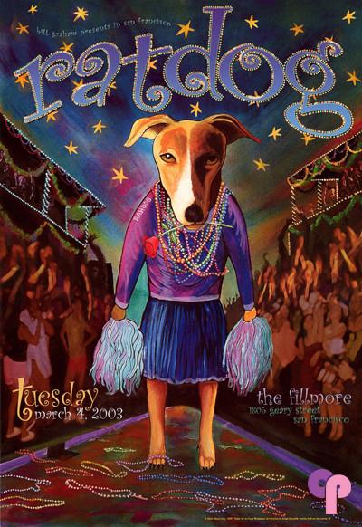 Fillmore Auditorium San Francisco, CA 3/4/03