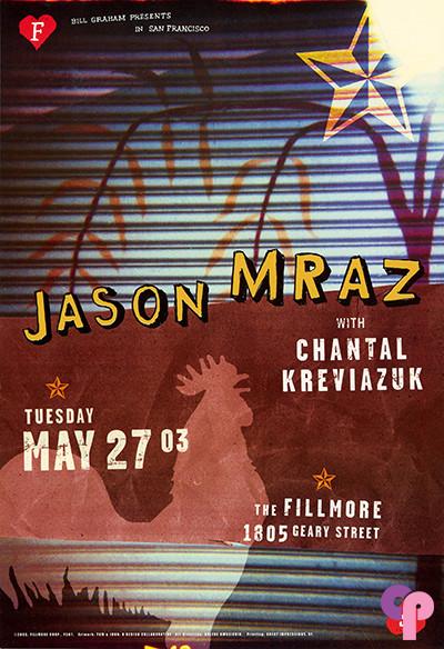 Fillmore Auditorium San Francisco, CA 5/27/03