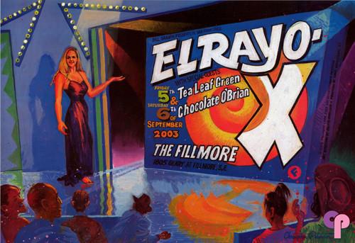 Fillmore Auditorium San Francisco, CA 9/5-6/03