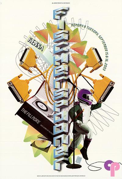 Fillmore Auditorium San Francisco, CA 9/15-16/03