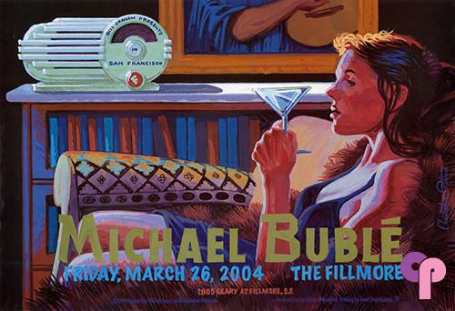 Fillmore Auditorium San Francisco, CA 3/26/04