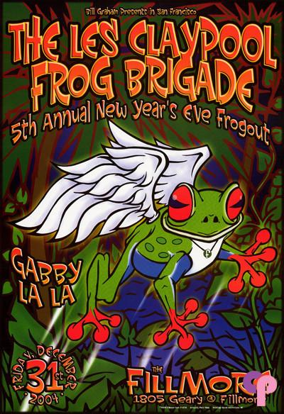 Fillmore Auditorium San Francisco, CA 12/31/04