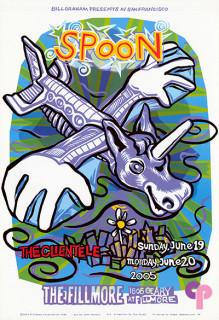 Fillmore Auditorium San Francisco, CA 6/19/05