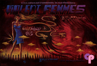 Fillmore Auditorium San Francisco, CA 2/3/06