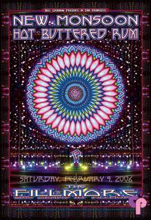 Fillmore Auditorium San Francisco, CA 2/4/06
