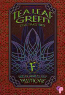 Fillmore Auditorium San Francisco, CA 4/20/07