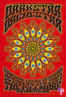 Fillmore Auditorium San Francisco, CA 10/4-6/07