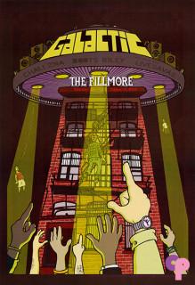 Fillmore Auditorium San Francisco, CA 10/13/07