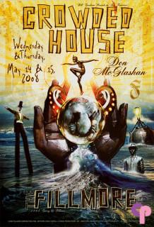 Fillmore Auditorium San Francisco, CA 4/14-15/08