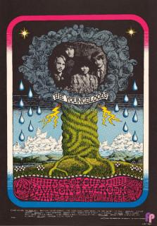 Avalon Ballroom 1/5-7/68