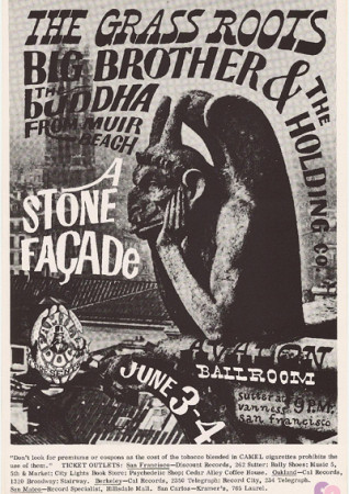 Avalon Ballroom 6/3-4/66