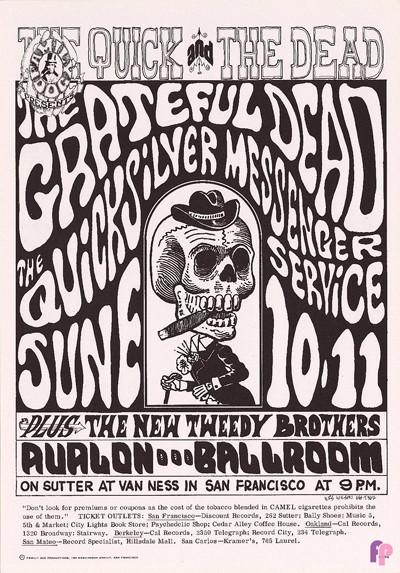 Avalon Ballroom 6/10-11/66