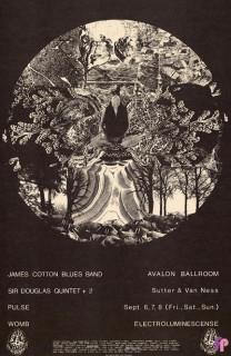 Avalon Ballroom 9/6-8/68
