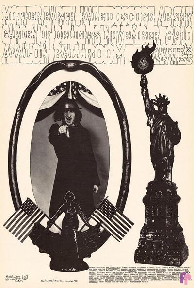 Avalon Ballroom 11/8-10/68