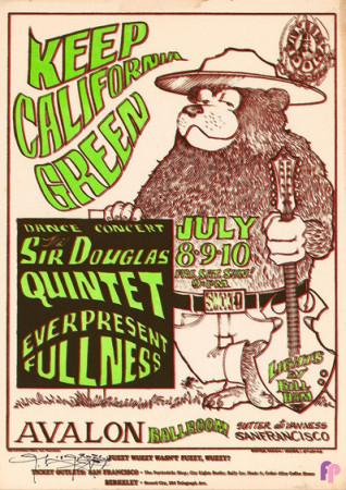 Avalon Ballroom 7/8-10/66