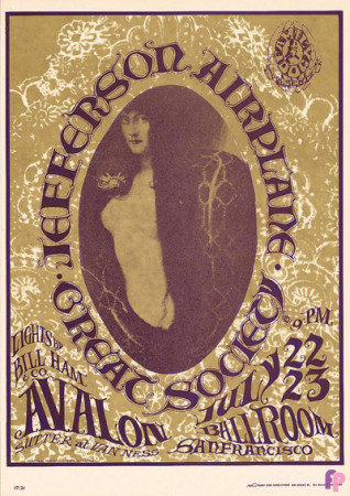 Avalon Ballroom 7/22-23/66