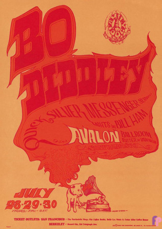 Avalon Ballroom 7/28-30/66