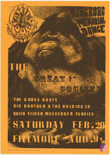Fillmore Auditorium 2/26/66