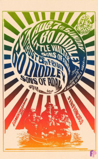 Longshoreman's Hall 8/6/66