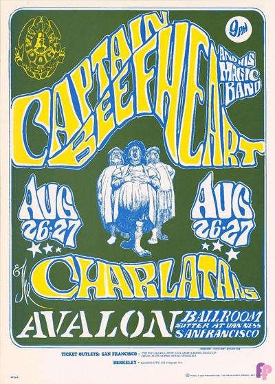 Avalon Ballroom 8/26-27/66