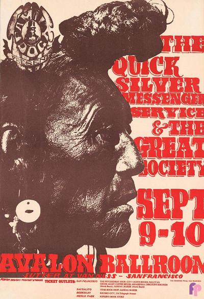 Avalon Ballroom 9/9-10/66