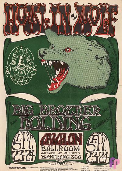 Avalon Ballroom 9/23-24/66