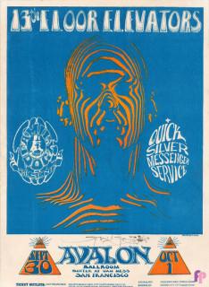 Avalon Ballroom 9/30/66 & 10/1/66