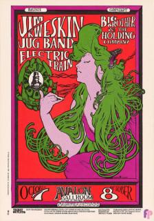 Avalon Ballroom 10/7-8/66