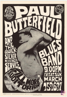 Fillmore Auditorium 3/25-27/66