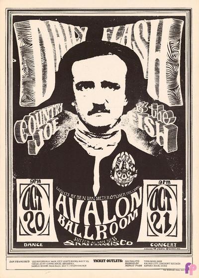 Avalon Ballroom 10/21-22/66