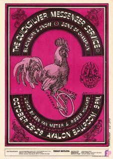 Avalon Ballroom 10/28-29/66