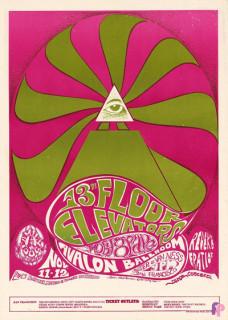 Avalon Ballroom 11/11-12/66