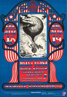Avalon Ballroom 11/18-19/66