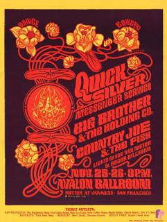 Avalon Ballroom 11/25-26/66