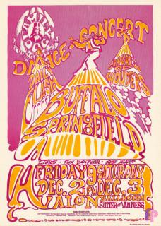 Avalon Ballroom 12/2-3/66