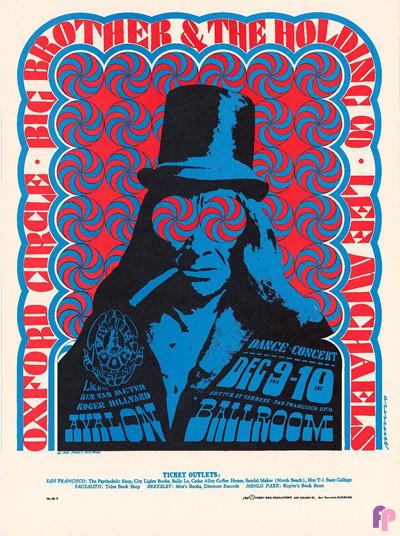 Avalon Ballroom 12/9-10/66