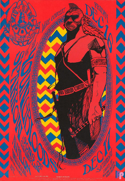 Avalon Ballroom 12/16-17/66