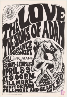 Fillmore Auditorium 4/8-9/66