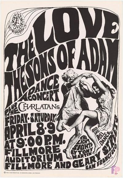 Fillmore Auditorium 4/8-9/66