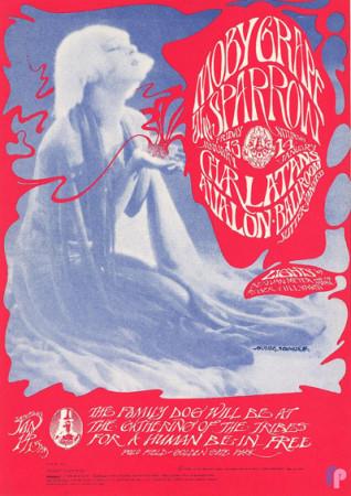 Avalon Ballroom 1/13-13/67