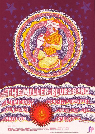Avalon Ballroom 1/20-21/67