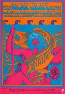 Avalon Ballroom 2/24-25/67
