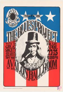 Avalon Ballroom 4/22-23/66