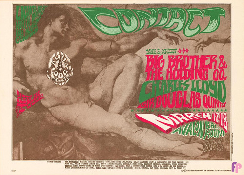 Avalon Ballroom 3/17-18/67