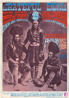 Avalon Ballroom 3/24-26/67